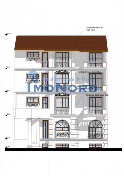 Casa cu proiect si AUTORIZATIE DE CONSTRUCTIE, Parcul Cismigiu
