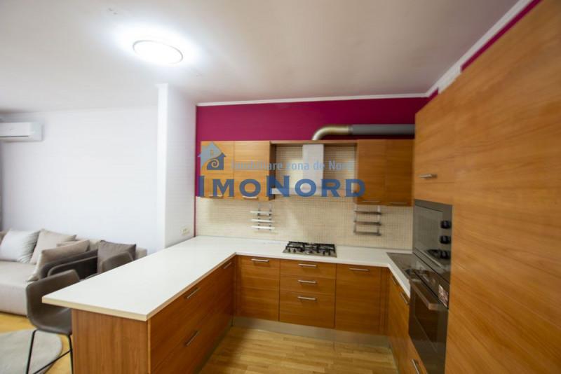Herastrau apartament 3 camere