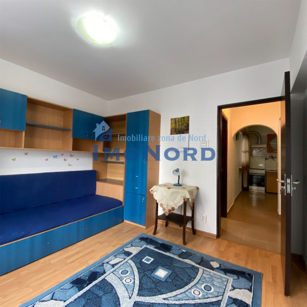 Apartament mobilat clasic la 3 minute de metrou