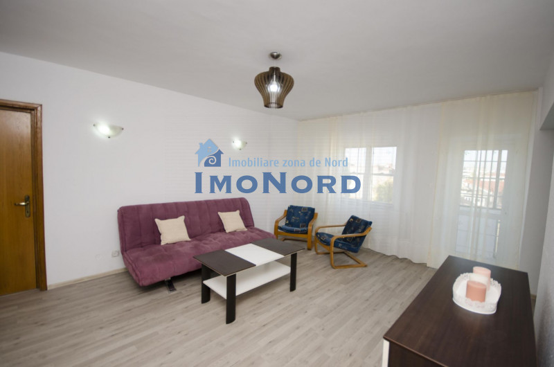 Matei Basarab apartament 3 camere
