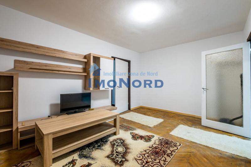 2 camere mobilat și utilat calea Grivitei piața Chibrit, Metrou 1 mai