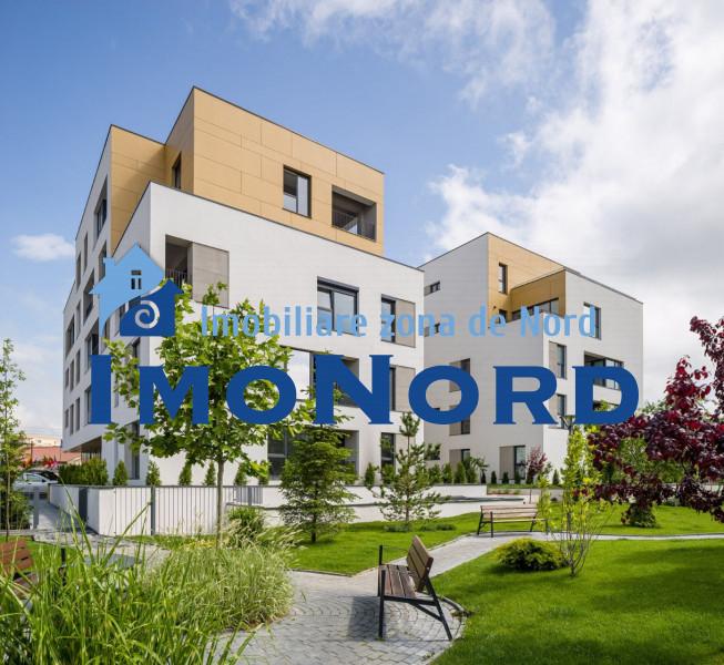 Pipera inchiriere apartament in complex rezidential  nou