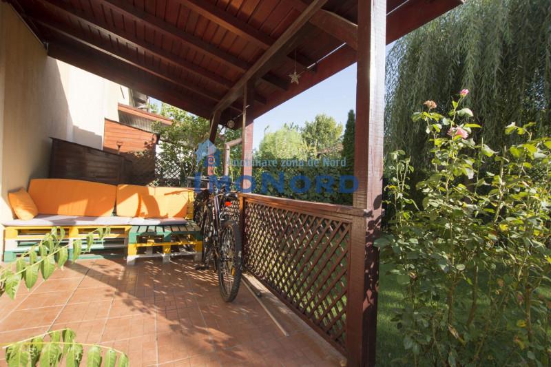 Pipera vanzare vila Azur Ansamblu Residential