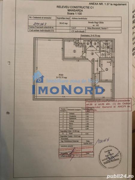 casa+ teren, zona 1 mai/domenii 452 mp