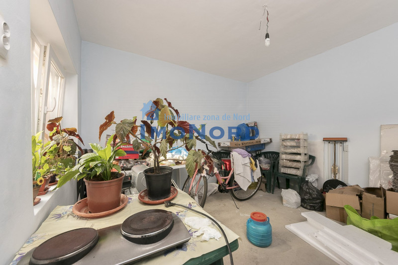 Bucurestii Noi Straulesti Metrou Str Betonierei casa cu teren 354mp Comision 0%