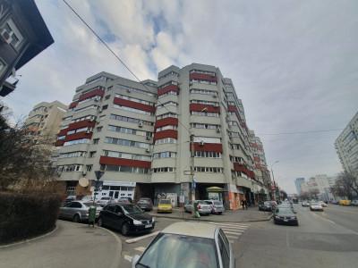 Mihalache intersectie Averescu Turda Herastrau 85mp