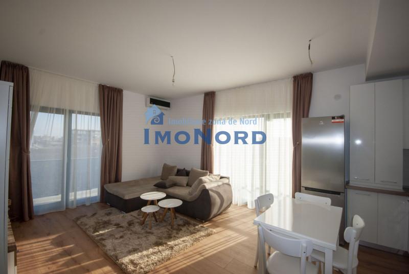 Apartament de inchiriat in zona rezidentiala Otopeni-Tunari