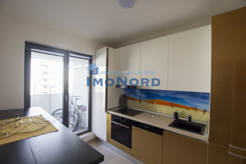 Apartament de inchiriat in zona Greenfield Baneasa
