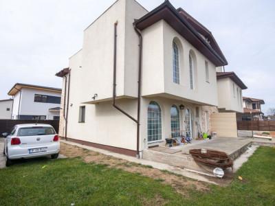 vila duplex de vanzare in orasul Otopeni zona centrala