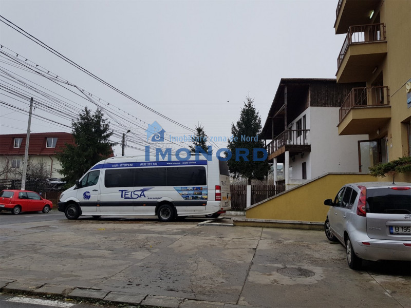 Imobil multifunctional 2000mp Otopeni acces din DN 1