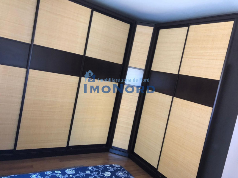 inchiriere 3 camere decomandat, loc parcare, complex rezidential Otopeni