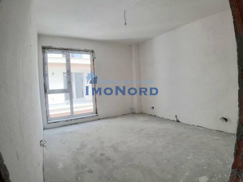 Apartament cu Terasa de 23 mp