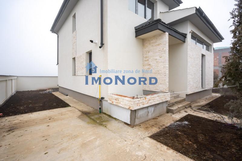Vila moderna noua in cartier rezidential- Saftica